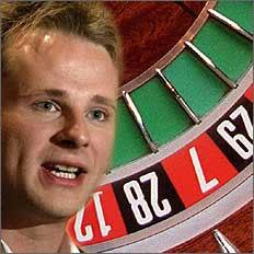 Ashley Revell Gambler